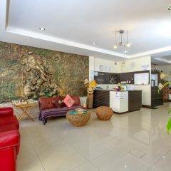 Отель Nirvana Inn интерьер отеля