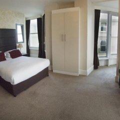 Queens Hotel 3* Студия с разными типами кроватей фото 6