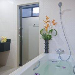 Отель Lipa Bay Resort 3* Улучшенный номер с различными типами кроватей фото 2