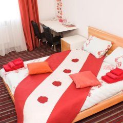Гостиница KALYNA Харьков комната для гостей фото 4
