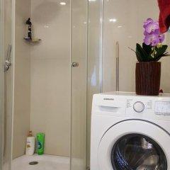 Отель Sky Beach Condominium 2* Улучшенные апартаменты с различными типами кроватей фото 26