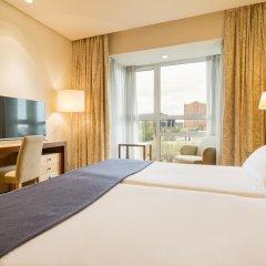 Hotel ILUNION Pio XII 4* Стандартный номер с различными типами кроватей фото 6