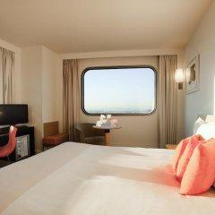 Отель Novotel Paris Centre Tour Eiffel 4* Улучшенный номер с разными типами кроватей фото 9