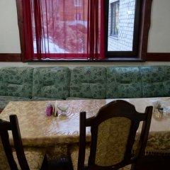 Отель Таулу Домбай в номере