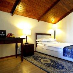 Отель Байхан Стандартный номер фото 19