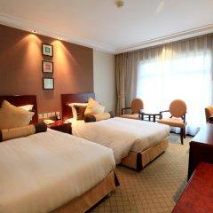 Beijing Landmark Hotel 3* Стандартный номер с различными типами кроватей фото 7
