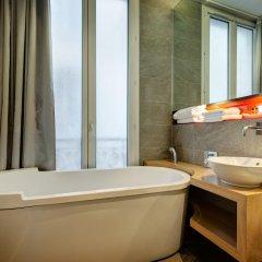 Отель Hôtel Elixir 3* Стандартный семейный номер с двуспальной кроватью фото 15