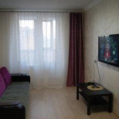 Отель Prospekt Obukhovskoy Oborony 110 1 Санкт-Петербург комната для гостей фото 3