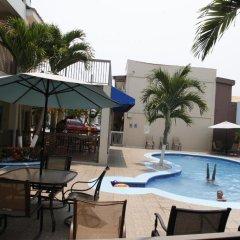 Apart Hotel Pico Bonito бассейн