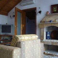 Отель Sunny Beach Holiday Villa Kaliva Вилла с различными типами кроватей фото 8