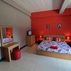 Отель Bua Khao Paradise Стандартный номер с различными типами кроватей фото 12