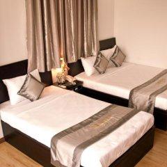 Thien Phu Logia Hotel комната для гостей фото 3