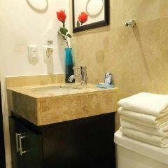 Отель Cancun Ecosuites Мексика, Канкун - отзывы, цены и фото номеров - забронировать отель Cancun Ecosuites онлайн ванная фото 2