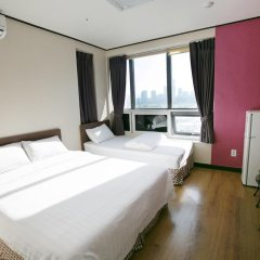 K Hostel Стандартный номер с различными типами кроватей фото 10