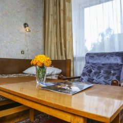 Гостиница Dnipropetrovsk удобства в номере фото 5