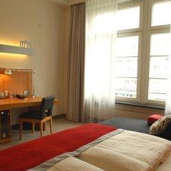 Hotel Alexander Plaza 4* Представительский номер с двуспальной кроватью фото 3
