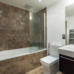 Отель Knightsbridge Apartments Великобритания, Лондон - отзывы, цены и фото номеров - забронировать отель Knightsbridge Apartments онлайн ванная фото 2