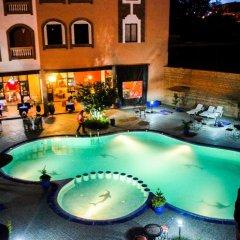 Отель La Perle du Sud Марокко, Уарзазат - отзывы, цены и фото номеров - забронировать отель La Perle du Sud онлайн бассейн фото 2