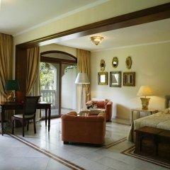 Отель Danai Beach Resort Villas 5* Люкс с различными типами кроватей фото 3
