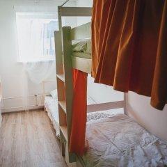 Hostel For You Кровать в общем номере с двухъярусной кроватью фото 23