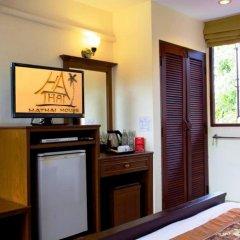 Отель Hathai House 3* Стандартный номер с различными типами кроватей фото 3