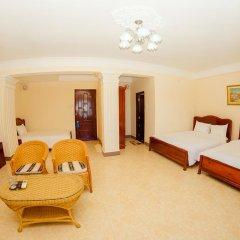 Golden Hotel Нячанг комната для гостей фото 13