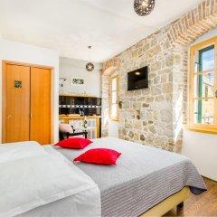 Апартаменты Captain's Apartments Улучшенная студия с различными типами кроватей фото 26