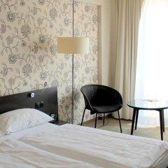 Senats Hotel 3* Стандартный номер двуспальная кровать фото 5