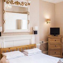 The Queensbury Hotel 2* Номер Эконом с разными типами кроватей (общая ванная комната) фото 2