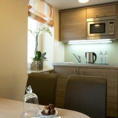 Appartement-Hotel an der Riemergasse Семейная студия с двуспальной кроватью фото 3