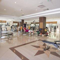 Отель Club Nena - All Inclusive фитнесс-зал фото 4