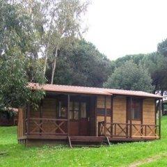 Отель Lisboa Camping Бунгало с различными типами кроватей фото 11
