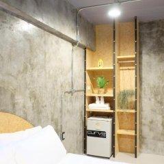 Отель Area 69 Don Muang Maison 3* Апартаменты с различными типами кроватей фото 6
