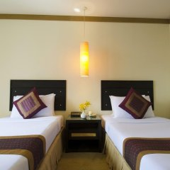 Tarntawan Place Hotel Surawong Bangkok 4* Номер Делюкс фото 3