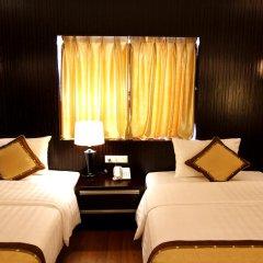Muong Thanh Three Star Hotel 3* Номер Делюкс фото 5