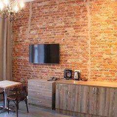 Гостиница Фортеция Питер 3* Апартаменты Комфорт с двуспальной кроватью фото 20