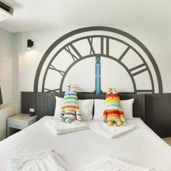 At nights Hostel Стандартный номер с разными типами кроватей фото 4