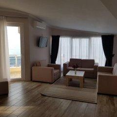 Отель Klajdi Албания, Голем - отзывы, цены и фото номеров - забронировать отель Klajdi онлайн комната для гостей фото 4
