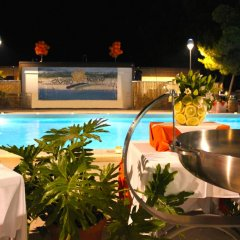 Отель Castroboleto Village Нова-Сири бассейн
