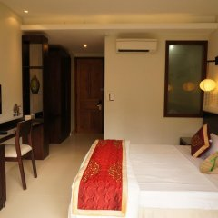 Отель Vinh Hung Emerald Resort Номер Делюкс фото 3