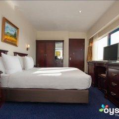 Отель XO Hotels Blue Tower 4* Представительский номер с различными типами кроватей фото 9