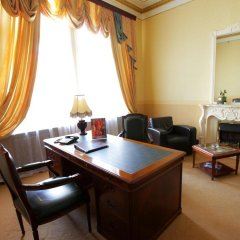 Легендарный Отель Советский 4* Люкс разные типы кроватей фото 10