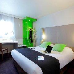 Отель Campanile Paris Est - Pantin 3* Улучшенный номер с различными типами кроватей фото 5
