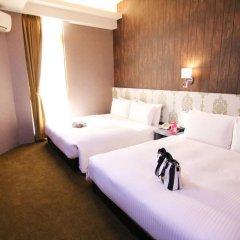 Ximen 101-s HOTEL 3* Стандартный семейный номер с различными типами кроватей фото 6