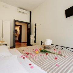 Отель Ad Hoc B&B Стандартный номер с двуспальной кроватью (общая ванная комната) фото 8