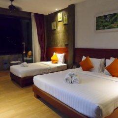 Отель Green View Village Resort 3* Номер Комфорт с различными типами кроватей