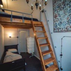 Хостел Bliss Стандартный семейный номер с двуспальной кроватью (общая ванная комната) фото 14