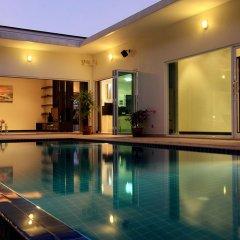 Отель Phuket Lagoon Pool Villa 4* Вилла разные типы кроватей фото 8