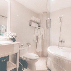 Alagon City Hotel & Spa 3* Улучшенный номер с различными типами кроватей фото 9