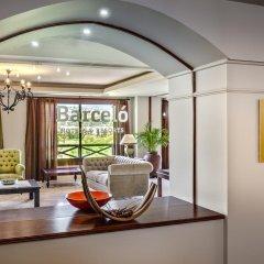 Отель Barceló Marbella 4* Номер Делюкс с различными типами кроватей